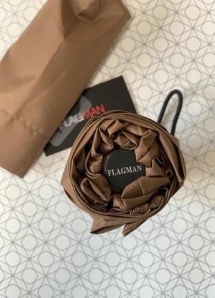 Прочный и компактный mini от flagman, цвет: молочный шоколад