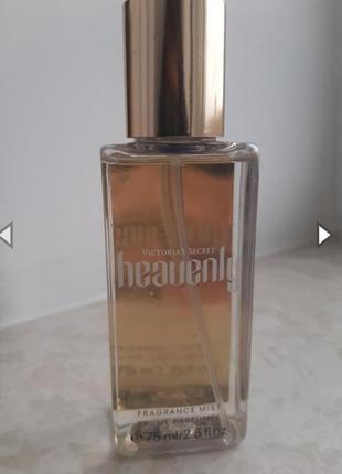Оригинал victoria's secret парфумований спрей для тіла5 фото
