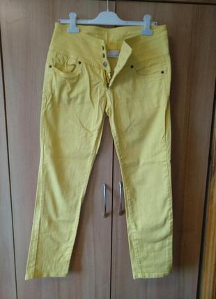 Женские джинсы брюки летние