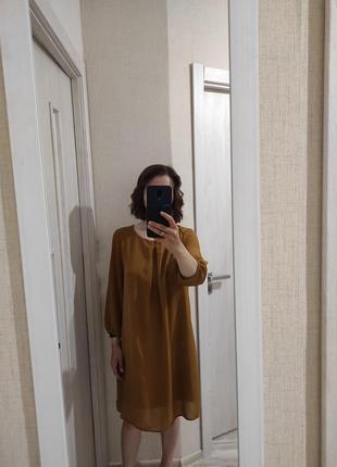 Платье, подходит беременным h&m
