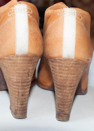 Туфли кожаные timberland4 фото