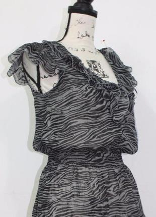 Полупрозрачная шифоновая блузка, майли сайрус (miley cyrus), бохо