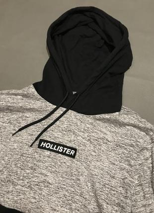 Худи holister