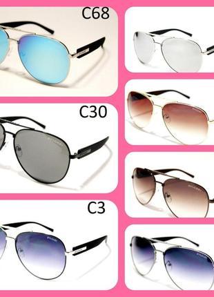 Женские солнцезащитные очки bvlgari 317