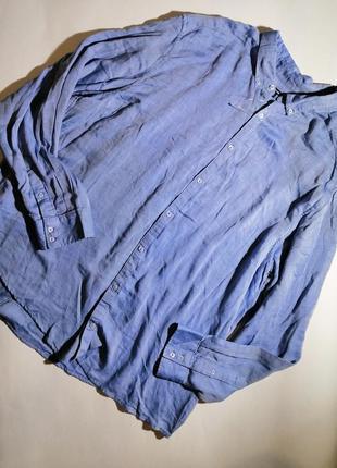 Легка віскозна сорочка рубашка