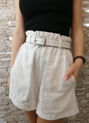 Шорты коттон под джинс разные цвета