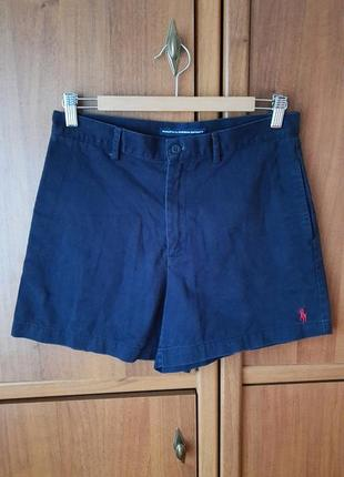 Вінтажні жіночі шорти/винтажные женские шорты ralph lauren sport vintage