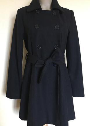 Доступно - стильное двубортное пальто *brave soul* 38 р.