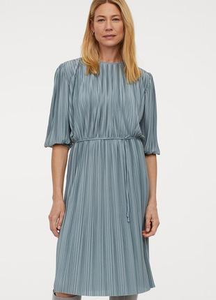 Трендовое платье h&m