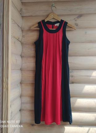 Классическое платье в подарок пояс синий  от michael kors