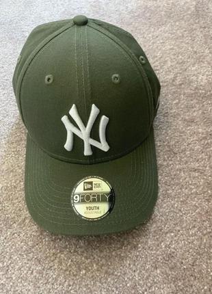 Бейсболка new era   new york yankees оригинал