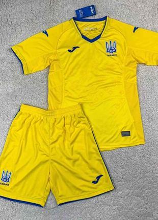 Футбольна форма форма збірної україни