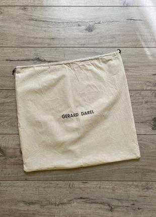 Gerard darel пыльник оригинал, мешок, пильовик лляний, льняной