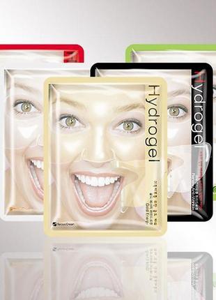 Гидрогелевые маски для лица beauugreen в ассортименте