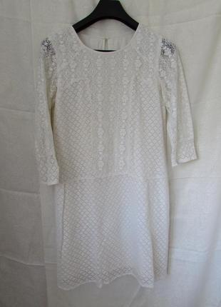 Ідеальне гіпюрове плаття