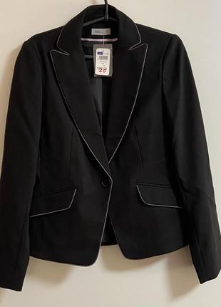 Английский классический пиджак женский жакет блейзер от mk one