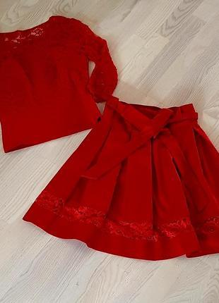 Комплект-плаття