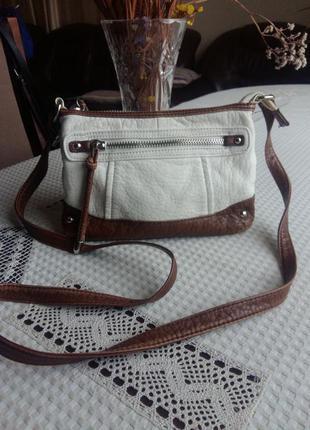 Красивая сумка кроссбоди фирмы marks&spencer