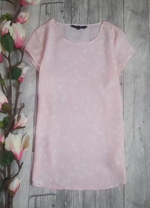 Хлопковая  блуза vero moda