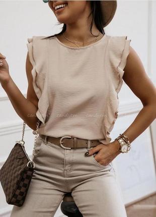 Блузка женская,летняя, размер:42-46,48-52; 1060melr