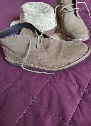 Мужские туфли броги от ben sherman размер: 43