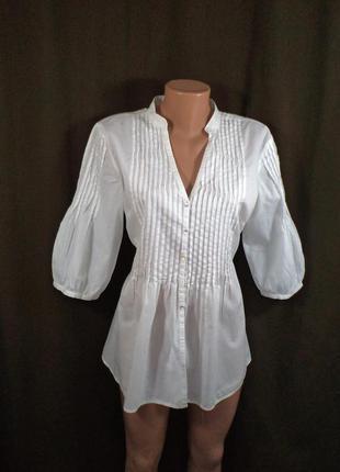 Блузка приталенная  48-50