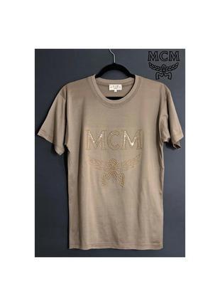 Оригинальная винтажная футболка mcm