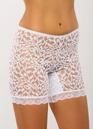 028 - кружевные панталоны женские