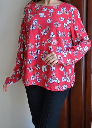 Яркая блуза marc o polo, яскрава блуза
