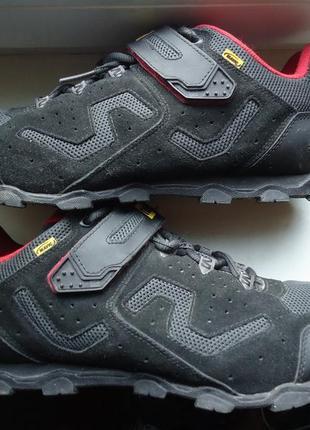 Велообувь mavic alpine mountain bike shoes mtb (48)