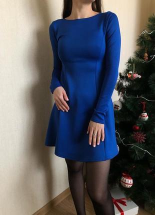 Платье електрик женское missguided