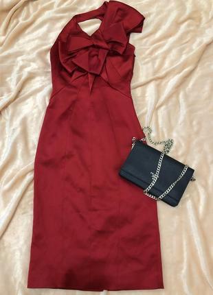 Шикарне плаття атлас❤️ karen millen
