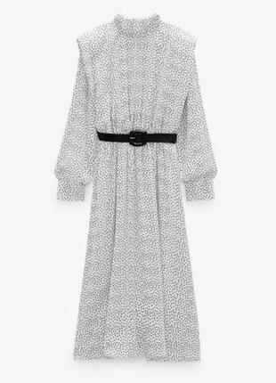 Zara плаття платье