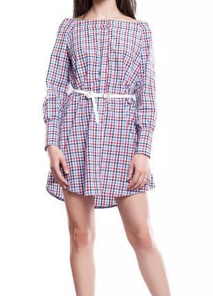 Платье-рубашка дешево распродаю вещи
