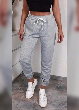 Женские модные качественные прогулочные спортивные джоггеры на манжете c лампасами