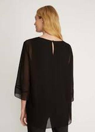 Блуза лаура эшли laura ashley wisley с пионами размер m5 фото