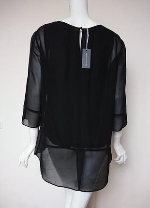 Блуза лаура эшли laura ashley wisley с пионами размер m8 фото