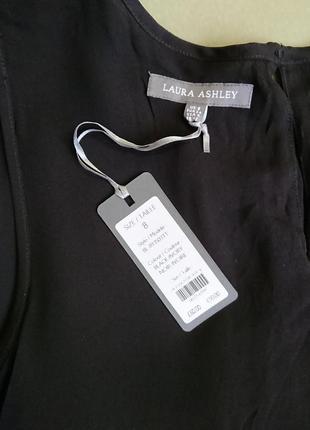 Блуза лаура эшли laura ashley wisley с пионами размер m10 фото