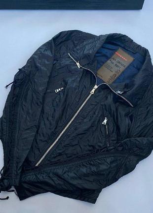 Оригинальная женская куртка prada, жіноча куртка прада, riri, оригінал