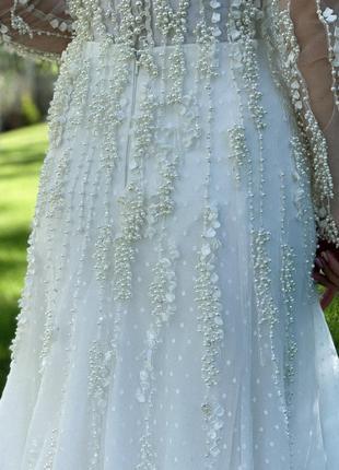 Весільна сукня millanova3 фото