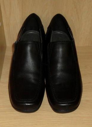 Туфли footglove натуральная кожа р. 39 ст. 26 см
