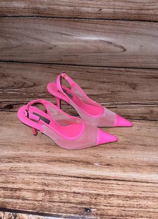 Трендові туфлі