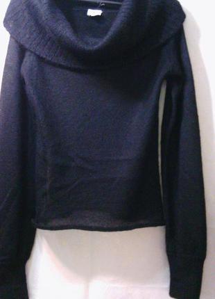 """Новый свитер """" armani""""  италия  черного цвета разм м-l"""