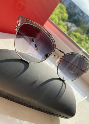 Очки valentino оригинал, оправа металическая