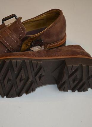 Туфли брендовые marc, нубук.