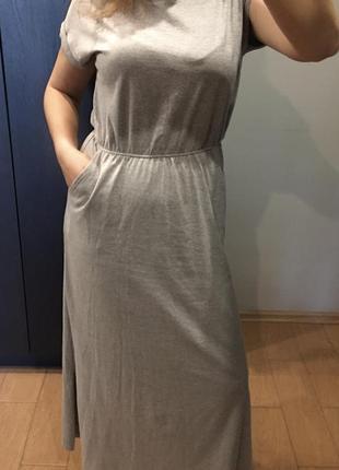 Платье с хлопка esmara