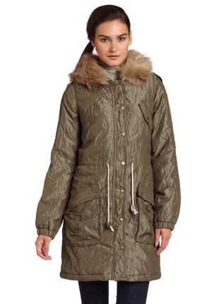 Пальто зимнее dept женское, размер l