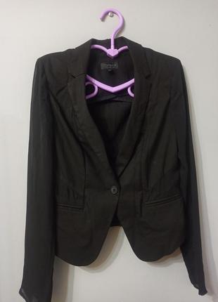 Піджак блуза top shop 6-8розмір