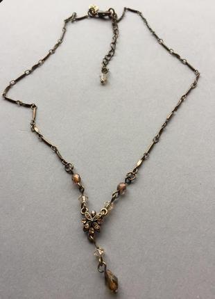 Красивое ожерелье /колье  accessorize