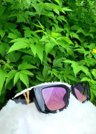 Солнцезащитные очки премиум качества,тренд сезона 2021.